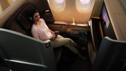 Singapore Airlines Announces New First, Business and Economy Class Cabins