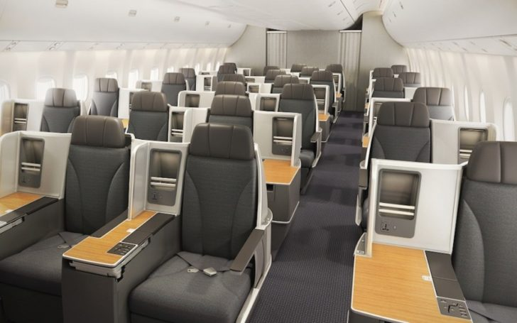 Comparing American Airlines Business Class Seats Travel Codex