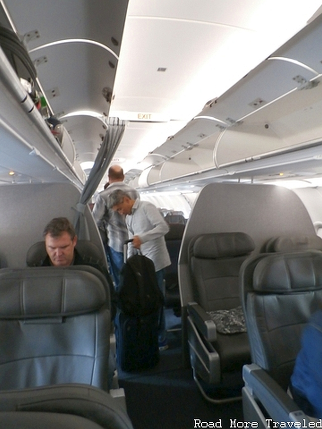 Review American Airlines A321 First Class And Main Cabin Extra