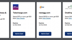 Save $25 When You Use American Express to Buy Travel Gift Cards