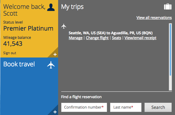 United Dashboard