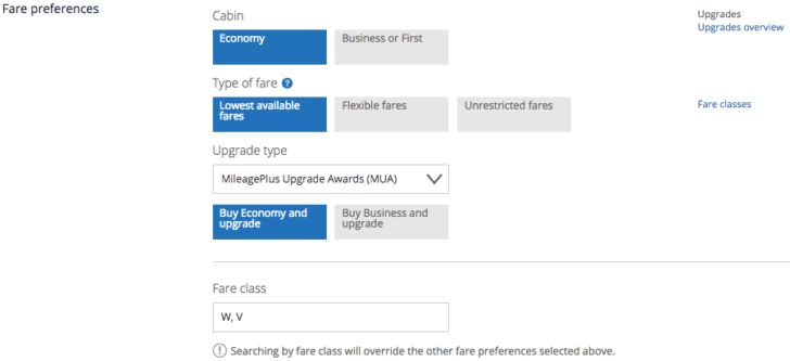 The Ultimate Guide To United Airlines Upgrade Rules Travel Codex