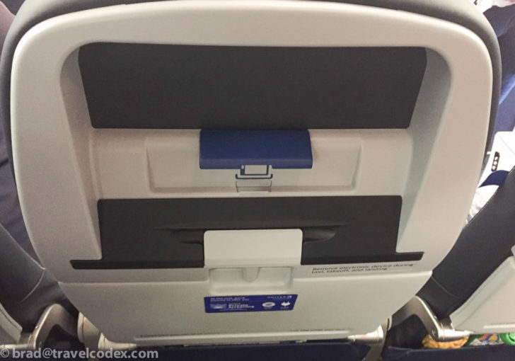 United 777 tablet holder