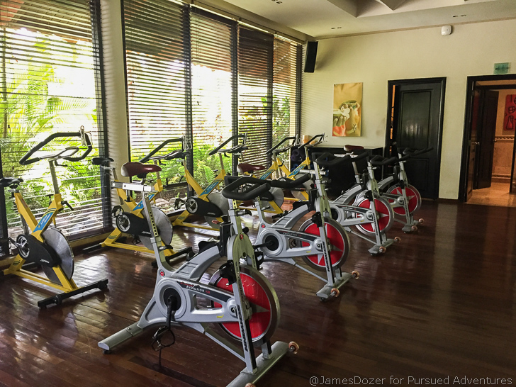 Paradisus Punta Cana Resort gym