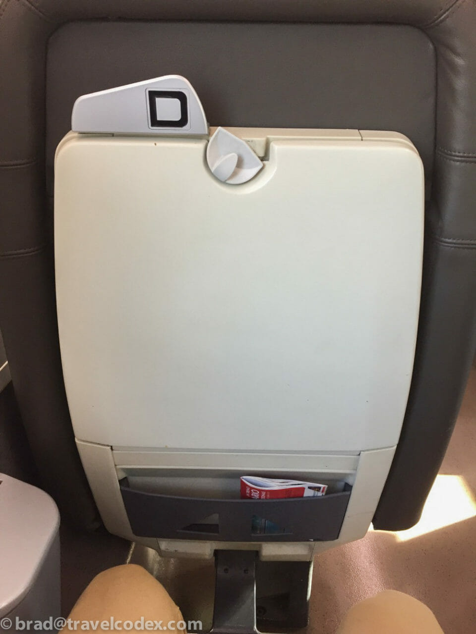 Review Frecciarossa Business Class Italy S High Speed Train