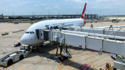Review: Qantas A380 First Class, Sydney to Dallas