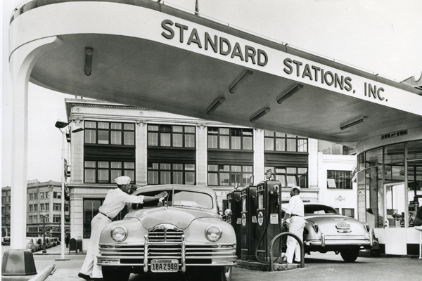 When Gas Stations Were Service Stations: A Nostalgic Look Back