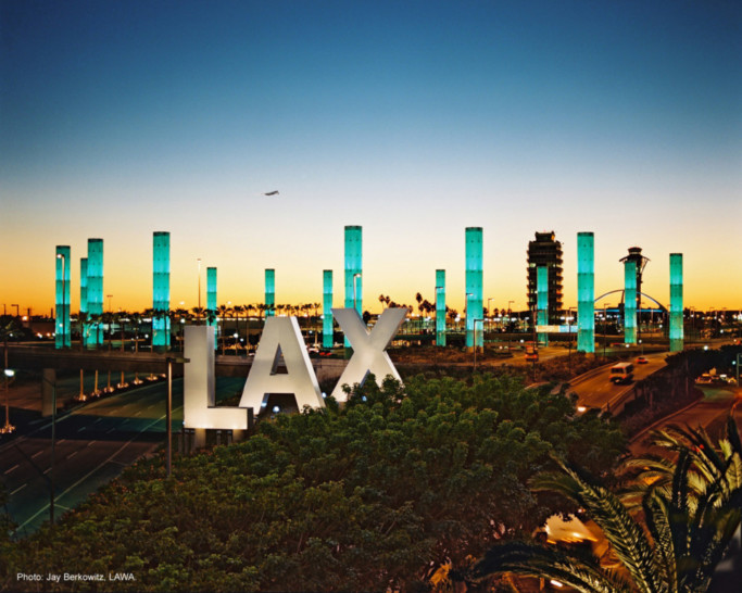 Los Angeles International Airport Guide to Connections and Services