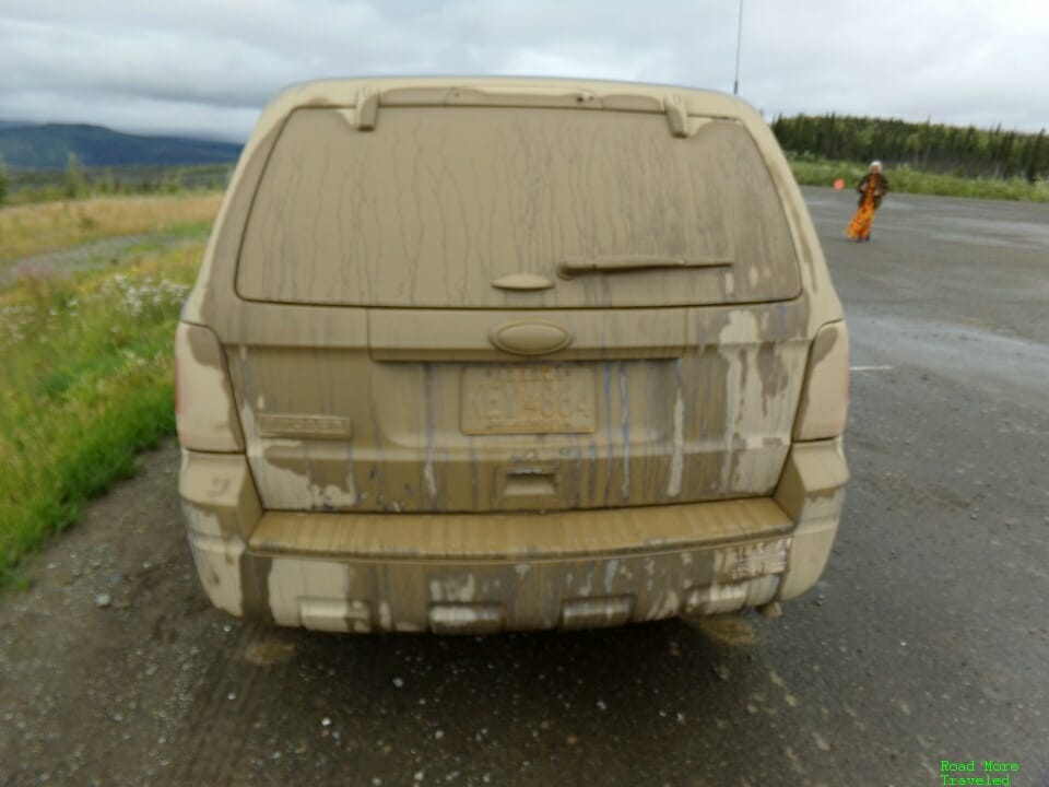 More Dalton Highway mud